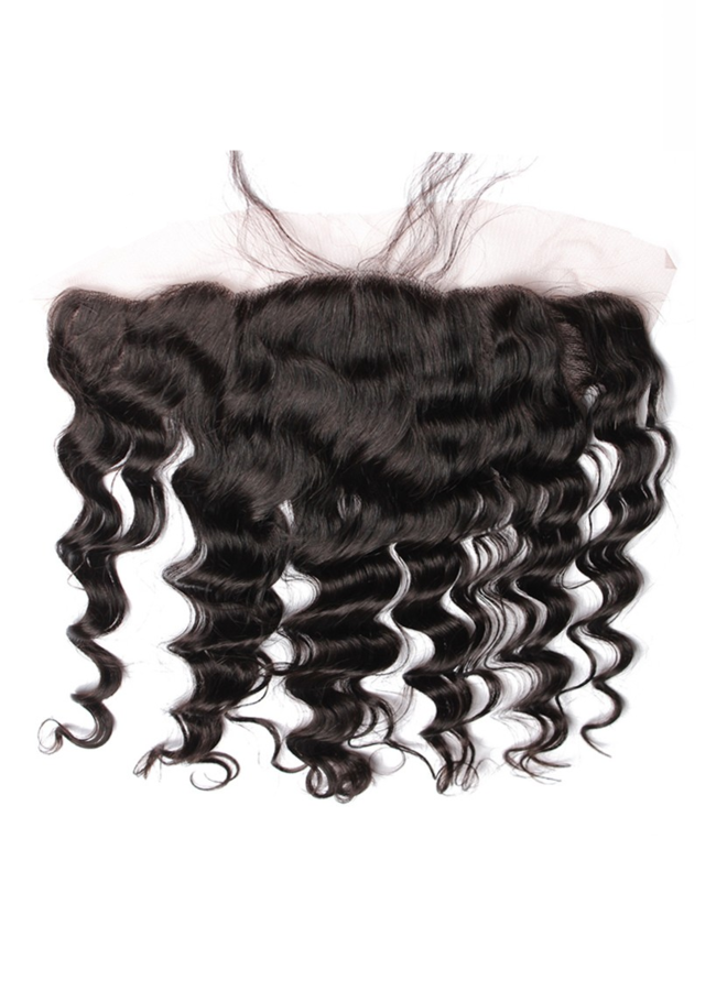 Raw* Vietnamese 13x4 Frontal Loose Wave