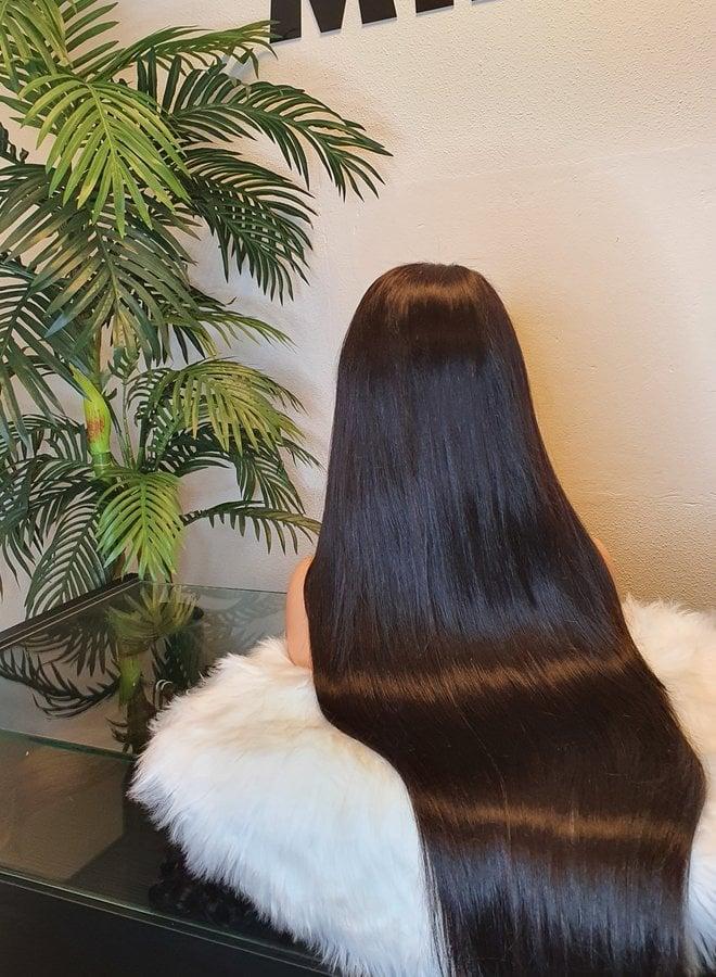 "Frontal Wig Raw Vietnamese Straight 32"""