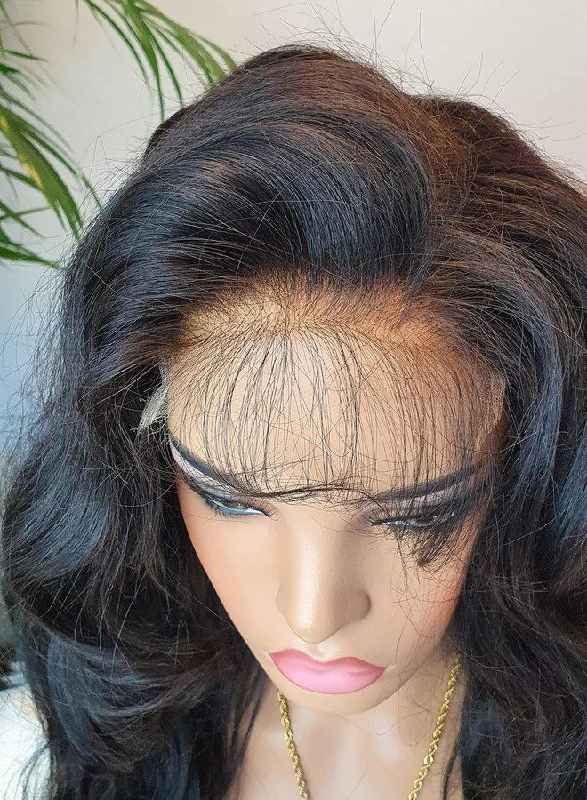 "5x5 HD Closure Wig 20"" Raw* Indian Body Wave"