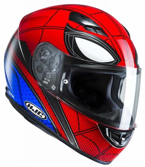 HJC CS-15 Spiderman Homecoming