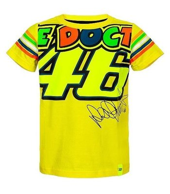VR46 The Doctor 46 Kid T-Shirt