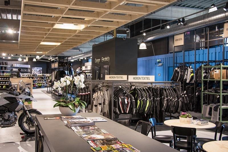 Nog een impressie van Motorkledingcenter Tilburg store afbeelding nummer 3