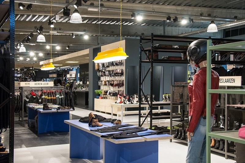 Nog een impressie van Motorkledingcenter Tilburg store afbeelding nummer 4
