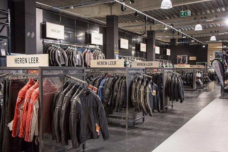 Nog een impressie van Motorkledingcenter Tilburg store afbeelding nummer 5