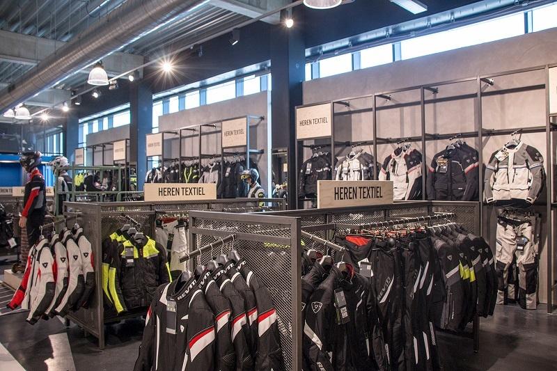 Nog een impressie van Motorkledingcenter Tilburg store afbeelding nummer 6