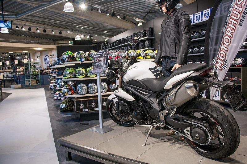 Nog een impressie van Motorkledingcenter Tilburg store afbeelding nummer 7