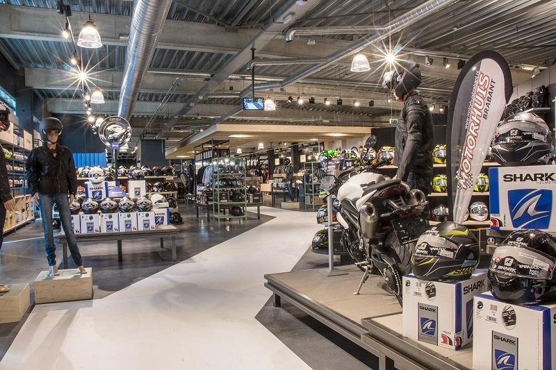 Nog een impressie van Motorkledingcenter Tilburg store afbeelding nummer 8