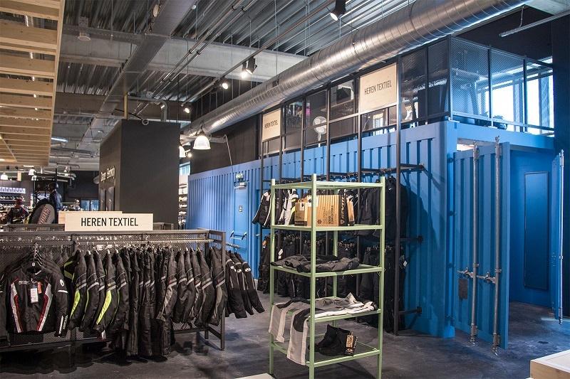 Nog een impressie van Motorkledingcenter Tilburg store afbeelding nummer 10