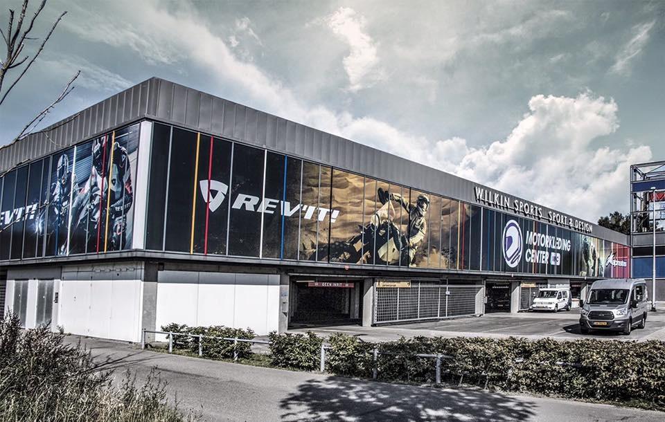 Nog een impressie van Motorkledingcenter Tilburg store afbeelding nummer 1