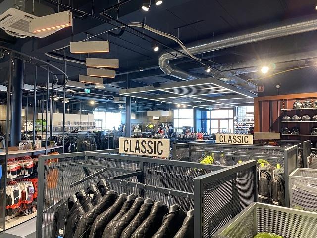 Nog een impressie van Motorkledingcenter Assen store afbeelding nummer 5