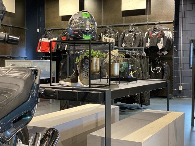 Nog een impressie van Motorkledingcenter Assen store afbeelding nummer 6