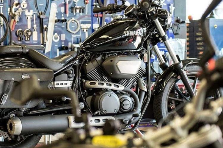 Nog een impressie van Motorkledingcenter Venlo store afbeelding nummer 3