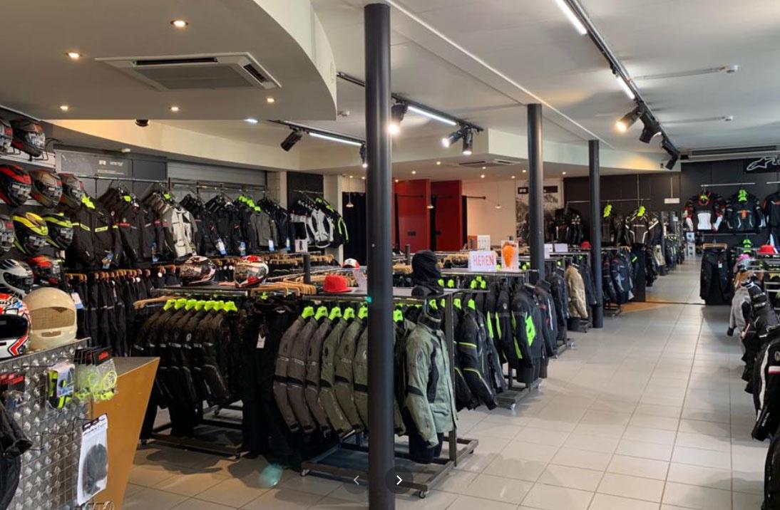 Nog een impressie van Motorkledingcenter Beringen store afbeelding nummer 7