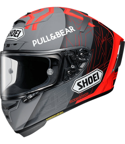 SHOEI X-Spirit III Black Concept 2.0