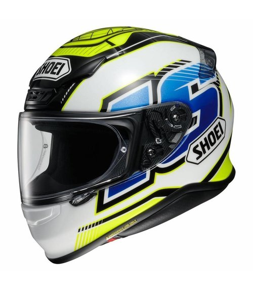 Shoei NXR Cluzel