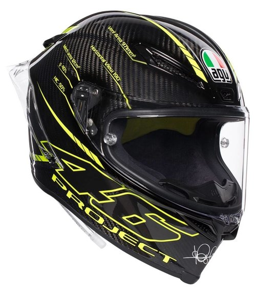 AGV Pista GP R Project 46 3.0