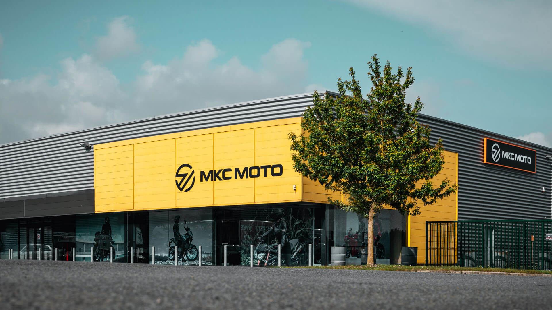 Nog een impressie van MKC Moto Lille store afbeelding nummer 1