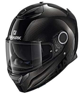 Shark Spartan Carbon Skin