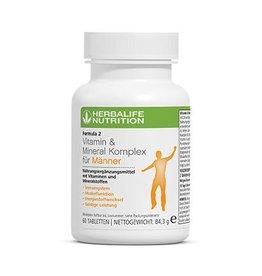 Complejo de vitaminas y minerales - Herbalife Formula 2