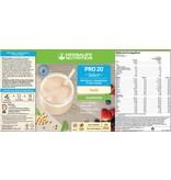 PRO 20 Select – Vanille - Herbalife Proteinshake