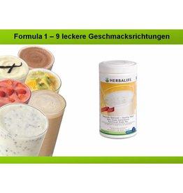 Formula 1– Aktionsprodukt  - Herbalife Gesunde Mahlzeit