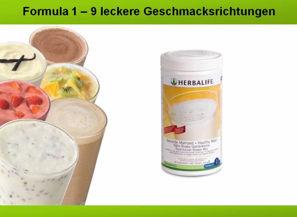 Herbalife Formula 1 - Prodotto promozionale - Herbalife Healthy Meal