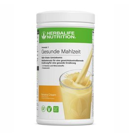 Herbalife Formula 1 - Banana Cream - Ingredienti vegani