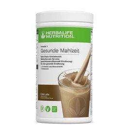 Herbalife Formula 1 Shake - Café Latte - Vegane Zutaten