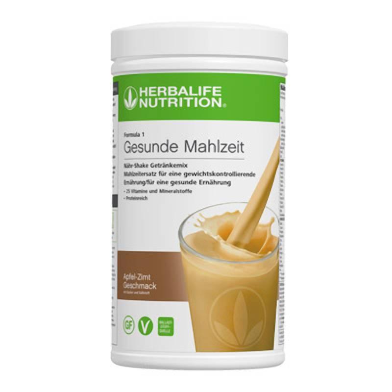Herbalife Formula 1 Healthy Meal - Spiced Apple - vegan ingredients
