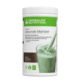 Herbalife Formula 1 - Mint & Chocolate - vegan ingredients