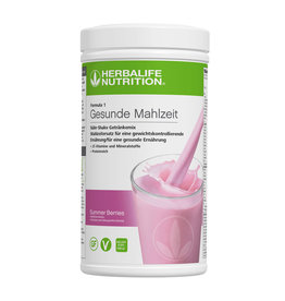 Herbalife Formula 1 - Frutti di Bosco - Ingredienti vegani