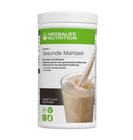 Herbalife Formula 1 - Biscotto Croccante - Ingredienti vegani