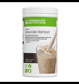 Herbalife Formula 1 Shake - Cookie Crunch - Vegane Zutaten