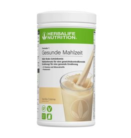 Herbalife Formula 1 - Vaniglia Creme - Ingredienti vegani