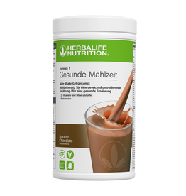 Herbalife Formula 1 - Cioccolato Delight - Ingredienti vegani