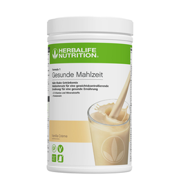 Herbalife Formula 1 780g - Vaniglia Creme - Ingredienti vegani