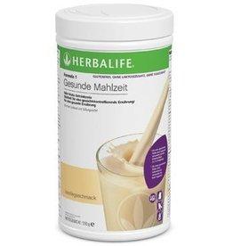 Batido Herbalife Fórmula 1 vainilla - sin gluten, lactosa ni soja