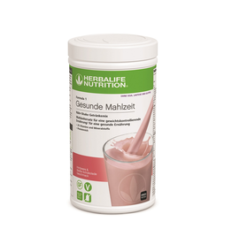 Herbalife Formula 1 Raspberry & White Chocolate – Free From – with pea protein