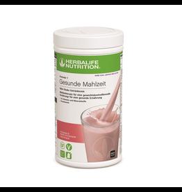 Herbalife Formula 1 Shake Himbeere & Weiße Schokolade – Free From - mit Erbseneiweiß