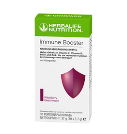 Herbalife Immune Booster - Wild Berry - Enthält EpiCor®