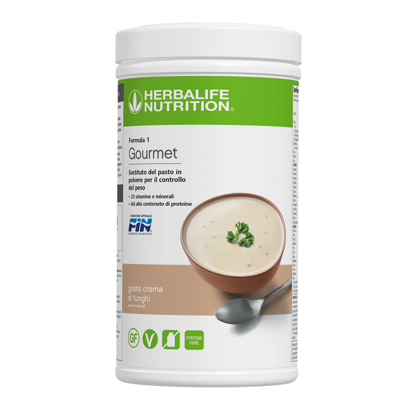 Herbalife Formula 1 Gourmet - Clicca sull'immagine per maggiori informazioni