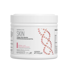 Herbalife Collagen Skin Booster - Strawberry and Lemon flavour - Formulated with Verisol® P