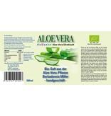 AuGusta Succo biologico di Aloe Vera 500ml