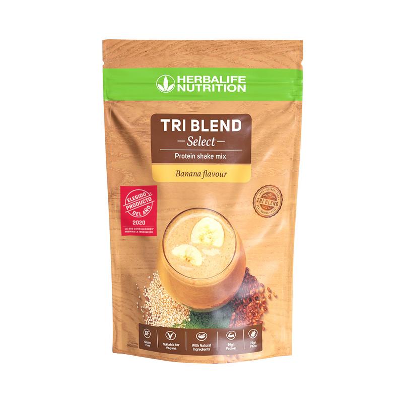Herbalife Tri Blend Select Banana 600 g - Haga clic en la imagen para más información