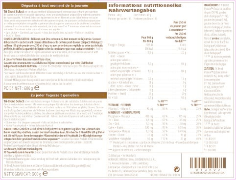 Herbalife Tri Blend Select Banana 600 g