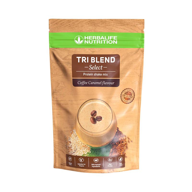Herbalife Tri Blend Select Coffee Caramel 600 g
