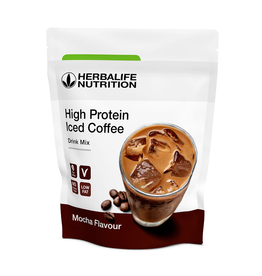 Herbalife High Protein Iced Coffee Mocha 322g