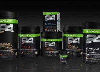 Herbalife 24 - Nutrizione sportiva