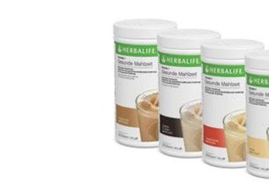 Herbalife - Basisprodukte