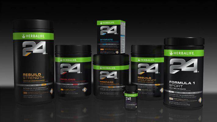 Herbalife 24 - Nicht nur für Sportler